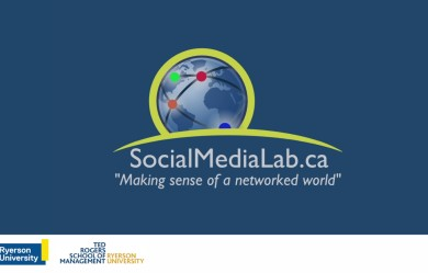 Research at the Social Media Lab – @SMLabTO @TRSMRyersonU @RyersonU #Toronto [Video]
