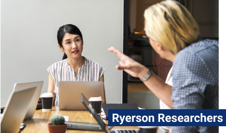 Ryerson Researchers